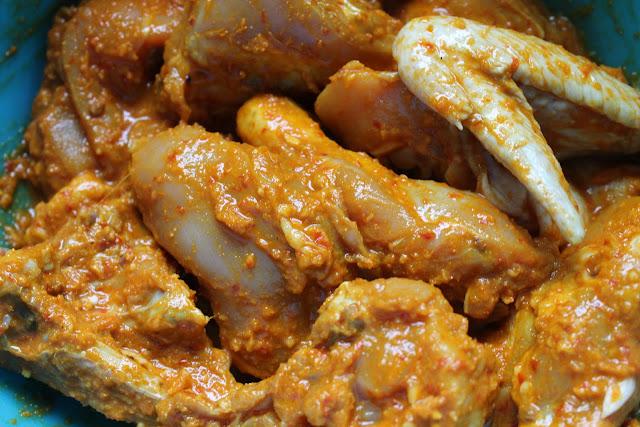 Ayam Goreng Tepung Rangup