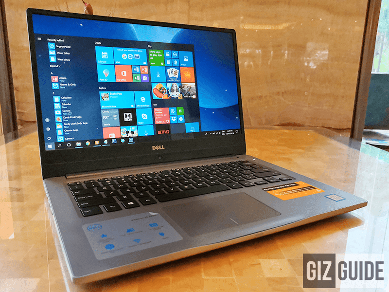 Dell Inspiron 7472 with slim bezels silently launched in the Philippines