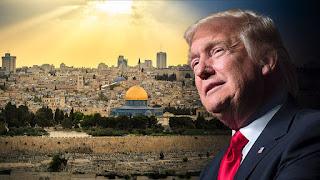 TRUMP RECONOCE A JERUSALÉN COMO CAPITAL DE ISRAEL. COMIENZA LA CUENTA ATRÁS PARA ATRIBUIR A IRAN UNA OPERACIÓN DE BANDERA FALSA DEVASTADORA QUE PONDRÁ AL MUNDO AL BORDE DE LA TERCERA GUERRA MUNDIAL