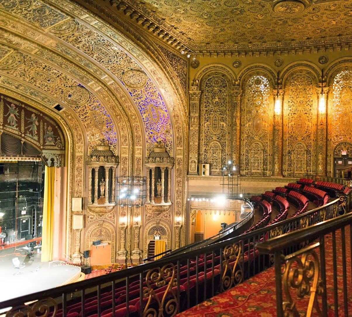 NEW YORK TOURS BY GARY : United Palace And The 4 Other