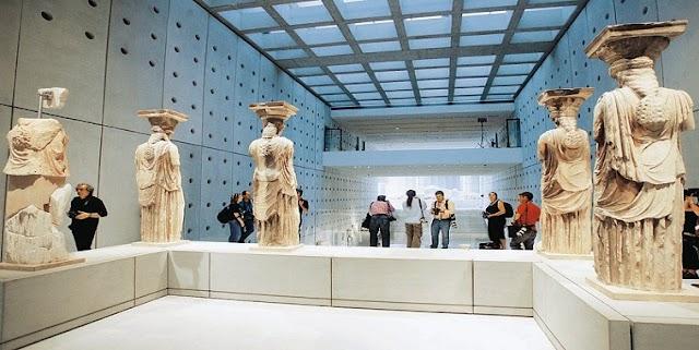 Αύξηση 13,1% στον αριθμό των επισκεπτών στα μουσεία της χώρας