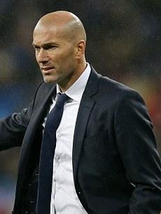 Daftar Pelatih Manajer Real Madrid Sepanjang Masa - Zinedine Zidane