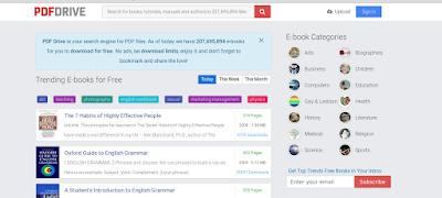 موقع يتيح لك تحميل أكثر من 207 مليون كتاب مجانا في مختلف المجالات