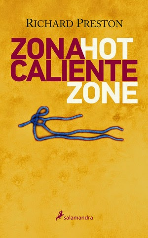 Zona caliente Richard Preston