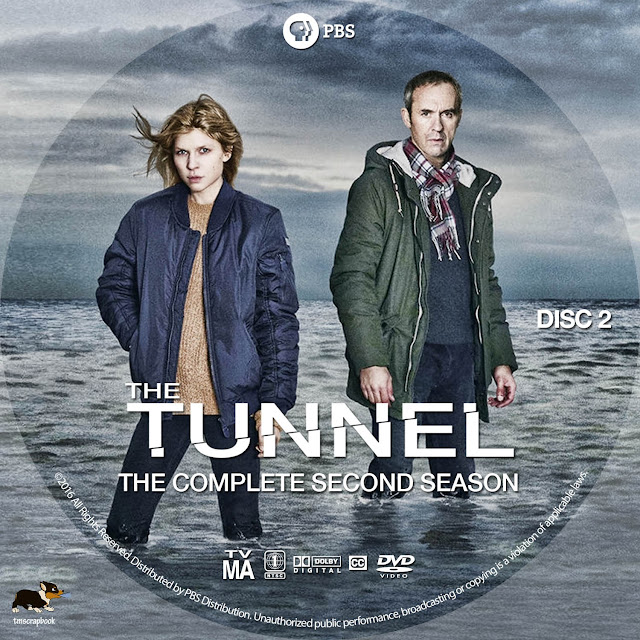 The Tunnel Season 2 Disc 2 DVD Label