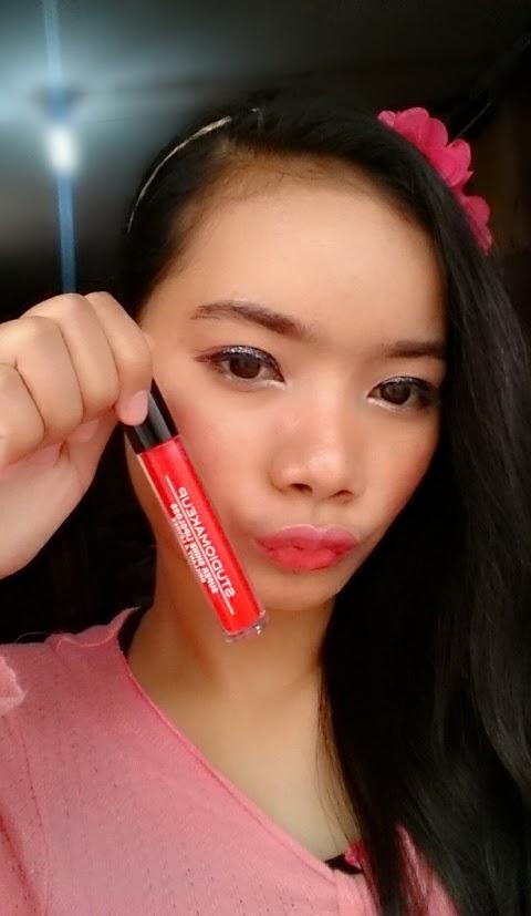 Review Studio Makeup Super Shine Lipgloss Dream SLG-05