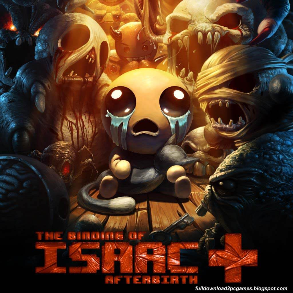 The Binding Of Isaac Afterbirth Plus Free Download PC Game