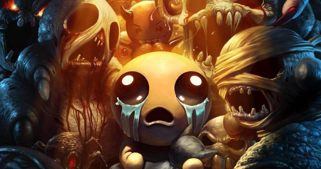 The Binding of Isaac - Free Online Games   bgames.com