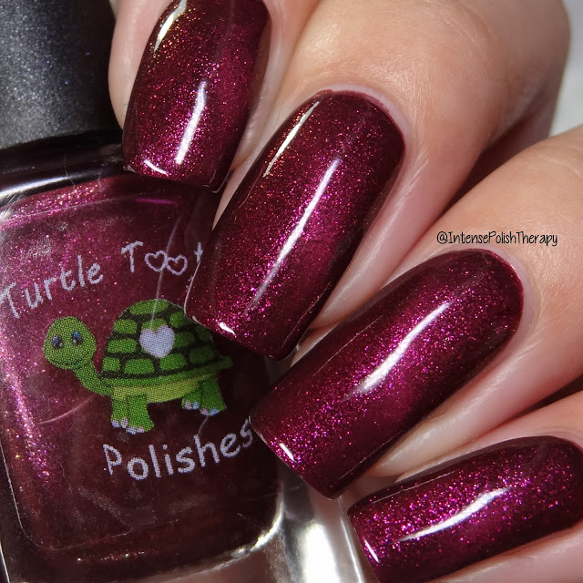 Turtle Tootsie Polishes Super Nova