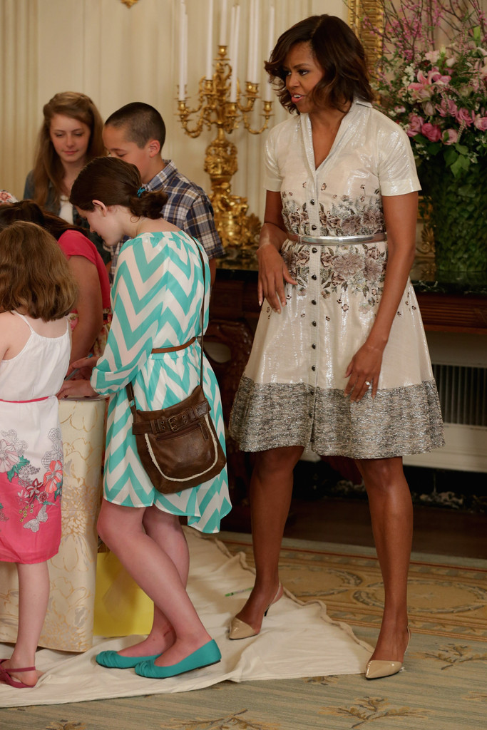 cleveland854321: MOTHERS DAY IN THE WHITE HOUSE WITH THE ...