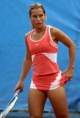 Dominika Cibulkova Slovak Professional Tennis Player very ...
