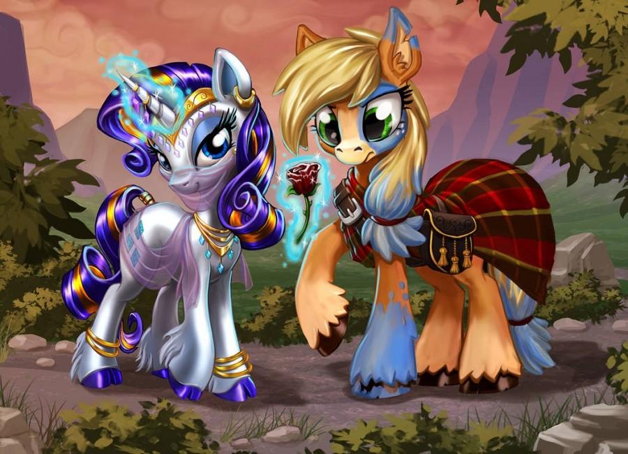 Equestria Daily - MLP Stuff!: My Little Pony G5 Open Art