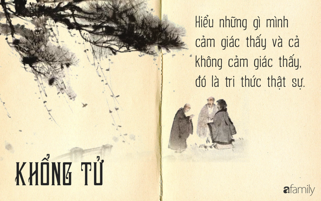 10 lời răn dạy đáng quý của Đức Khổng Tử sẽ làm thay đổi cuộc đời bạn