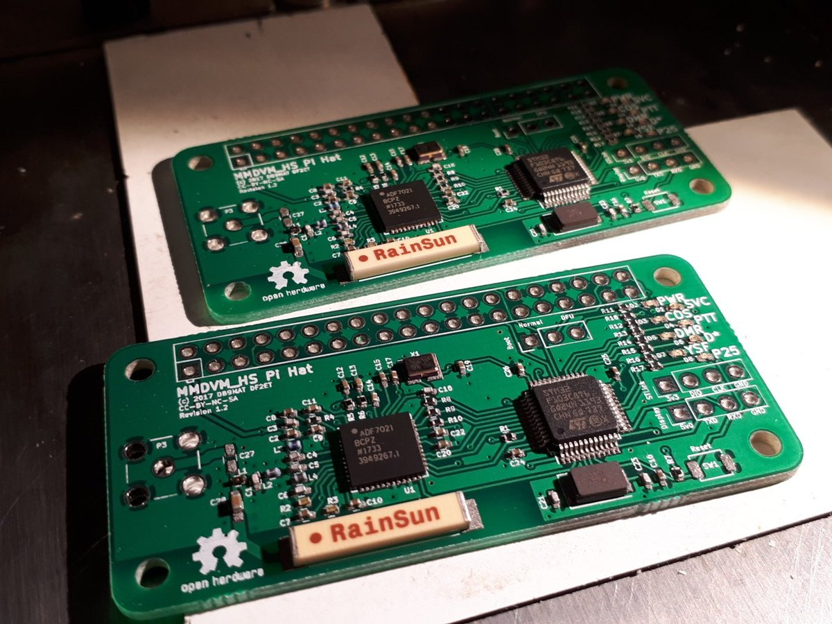 MMDVM HS Hat hotspot: Products and Pricing