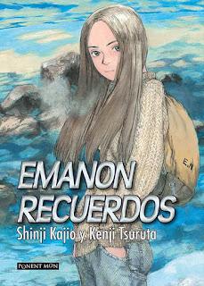 EMANON RECUERDOS  Manga de Shinji Kajio y Kenji Tsuruta