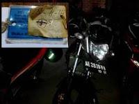 Dua Tahun Berada Di Penitipan Terminal Selo Aji, Yamaha Vixion Akhirnya Kembali Kerumah