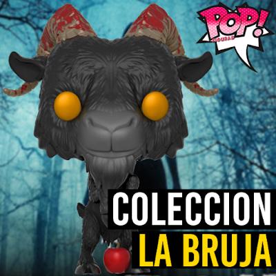 Lista de figuras funko pop de Funko POP La bruja