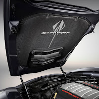 Corvette Accessories Available at Purifoy Chevrolet near Denver