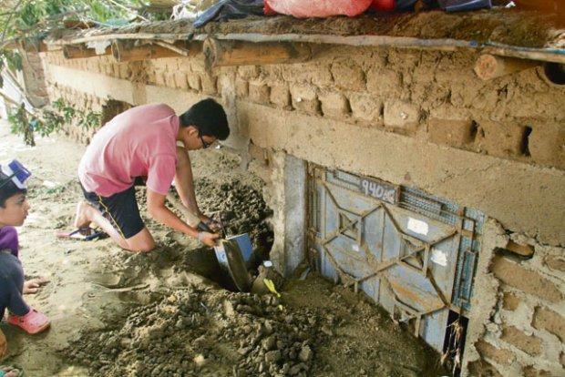 12 años de cárcel para quienes autoricen construcción de casas en zonas de riesgo
