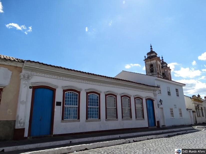 Museu de Arte Sacra - o que fazer em São João del Rei
