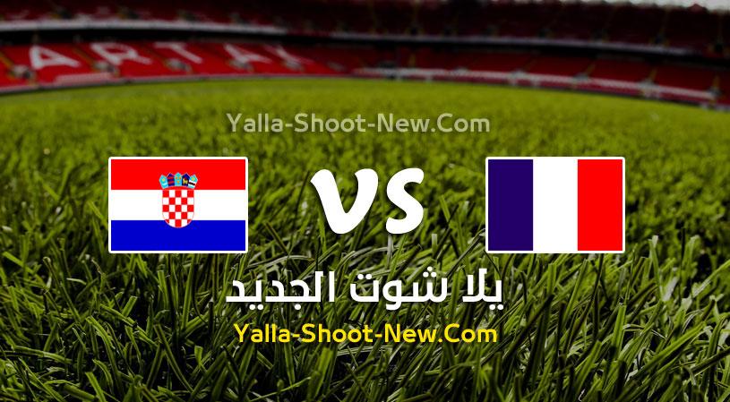 نتيجة مباراة فرنسا وكرواتيا اليوم بتاريخ 08-09-2020 في دوري الأمم الأوروبية