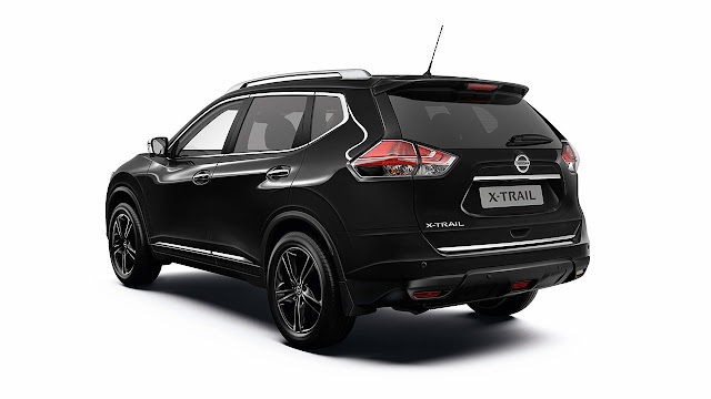 Style comes as standard on the Nissan X-Trail Style Edition