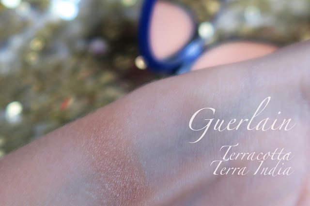 Guerlain Terracotta Terra India swatch