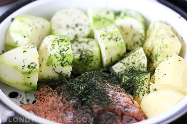 Przepis Na Szybki Smaczny I Zdrowy Obiad Pielęgnacja Włosów Blog