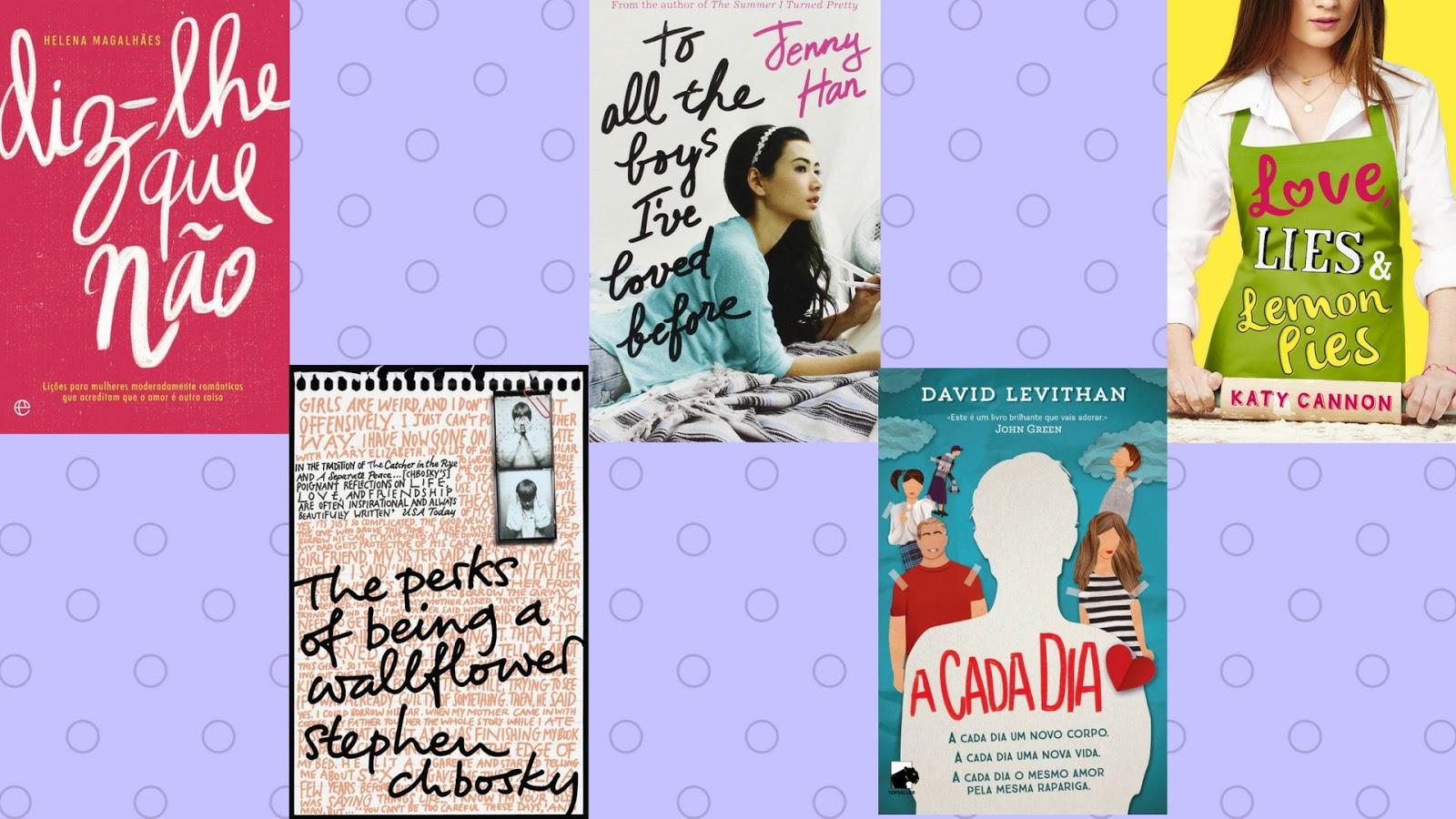 livros que lembram Primavera
