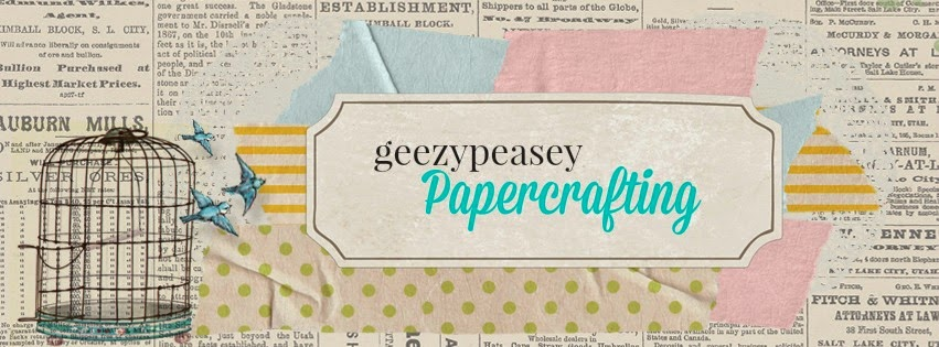 geezypeasey papercrafting