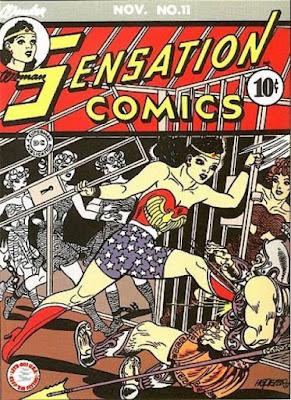 Sensation Comics 10