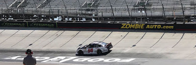 The #NASCAR K&N Pro Series East Zombie Auto 150 is scheduled for 4 p.m. ET Saturday.