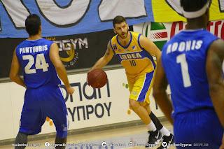 Κορυφαίος στην εντός έδρας νίκη, ο Βασίλης Κούνας (ΑΠΟΕΛ 82-73 Απόλλων)