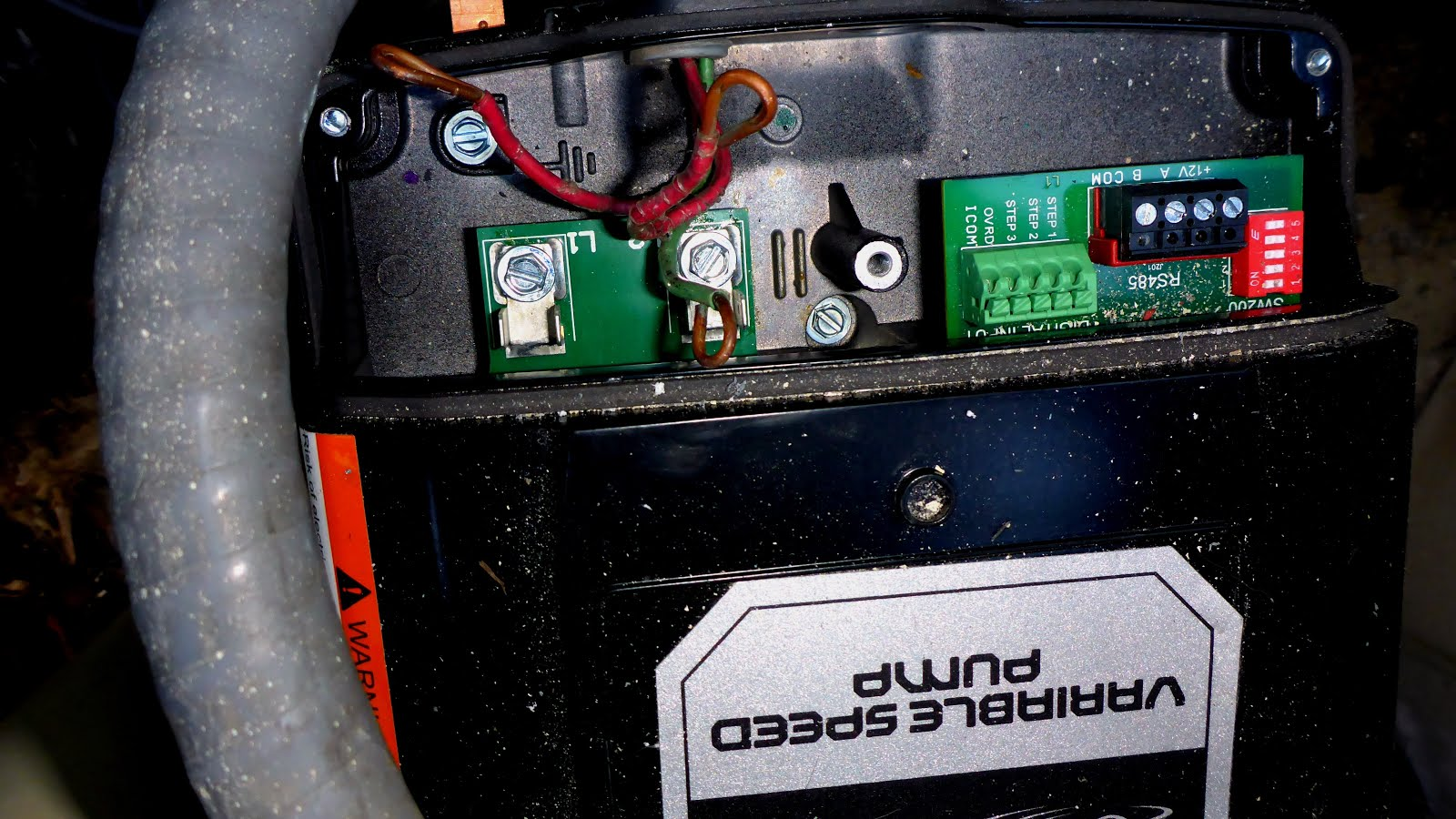 Like other Varaible Speed Pumps you are required to have a 230V breaker  dedicated to the pump. If you do not have 230V wired to your existing pump,  ...