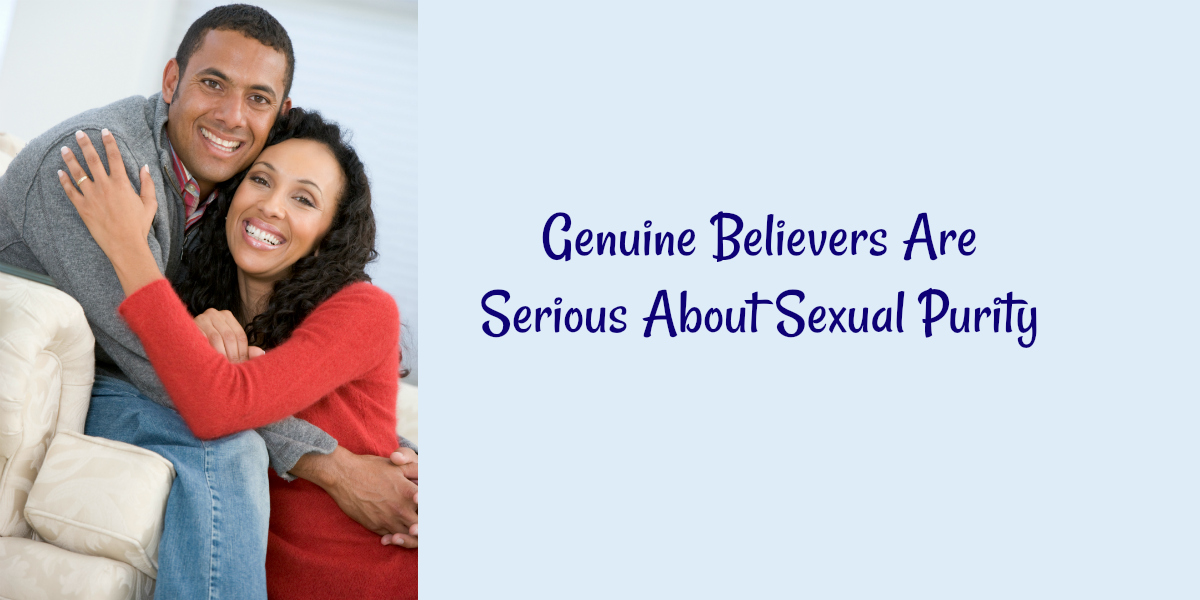 Sex outside of marriage new believers
