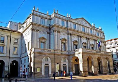 #Travel - O que quero ver em Milão Teatro alla Scala
