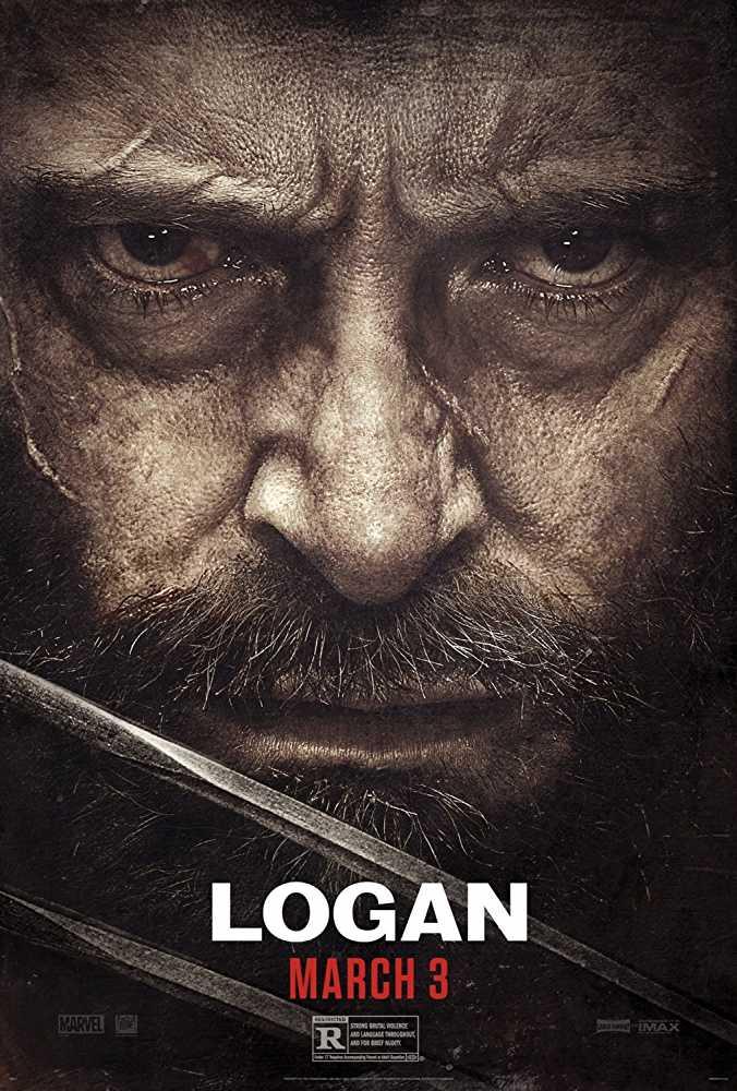 Poster Logan 2017 Full Movie Download Dual Audio Hindi 720p