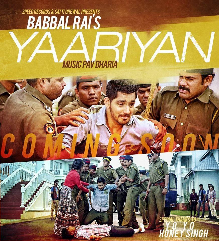 Tere Yaar Bathere Ne Full Song Mp3 Download: Yaariyan Lyrics - Babbal Rai