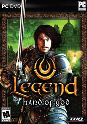 Legend Hand of God PC [Full] Español [MEGA]
