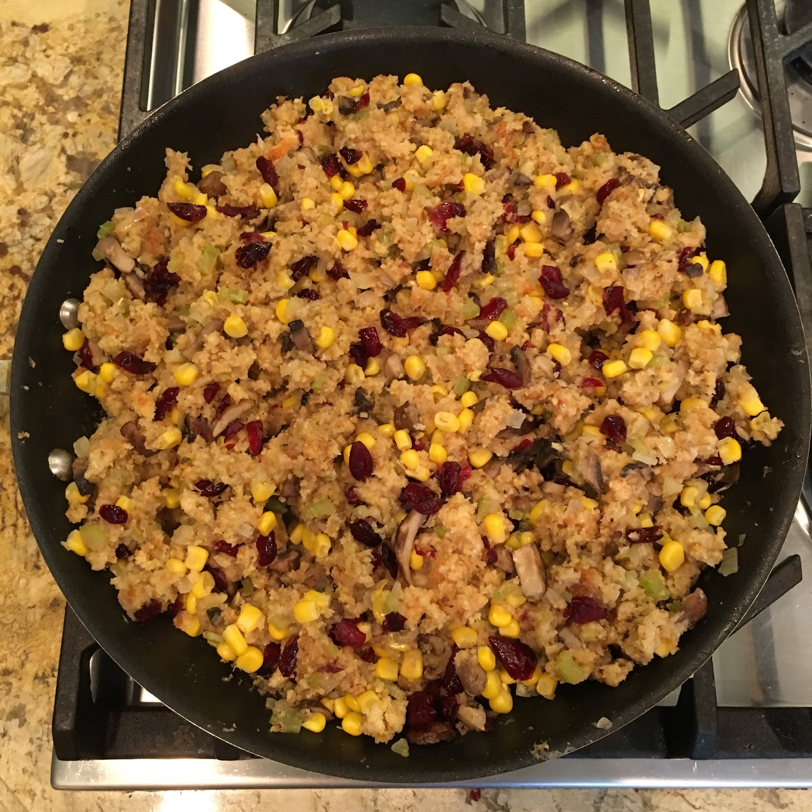 My Most Requested Recipes: Cornbread Dressing