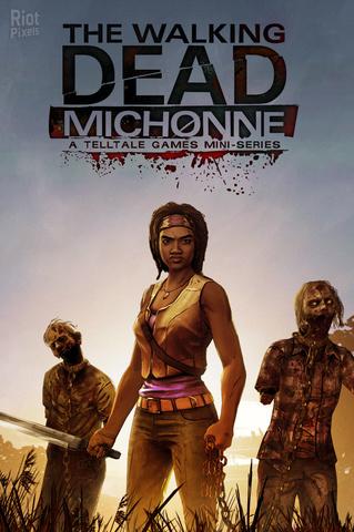 The Walking Dead: Michonne (Episodes-1-3)
