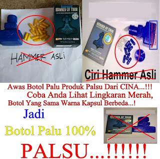 hammer of thor malaysia palsu