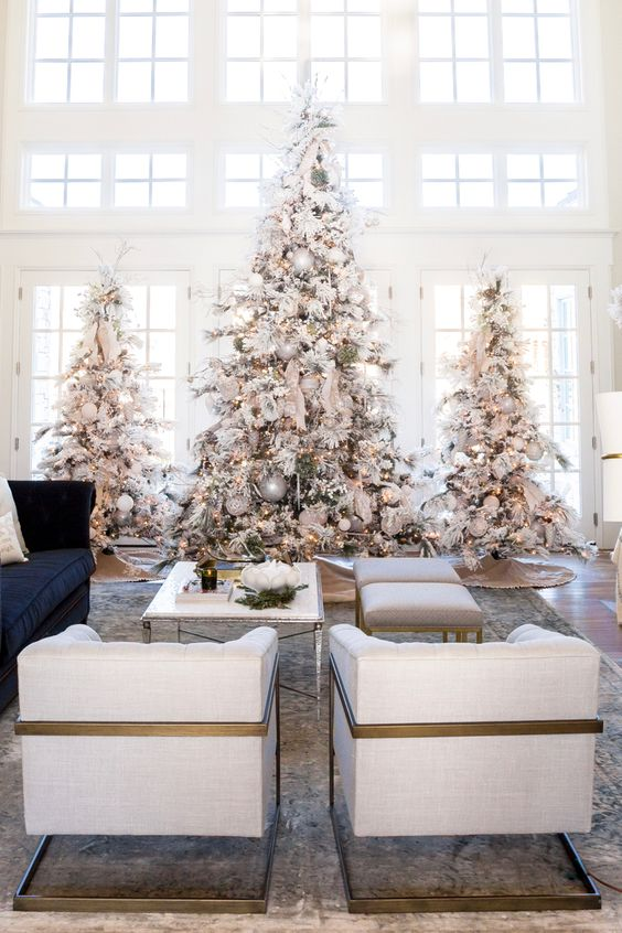 Wonderful In Winter White Rooms