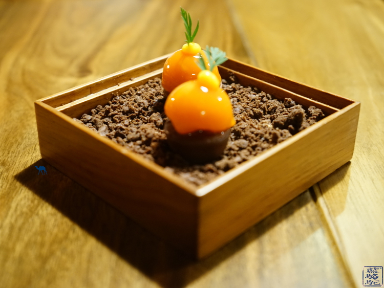 Le Chameau bleu - Diner Gastronomique à val d'Isère à L'atelier d'Edmond