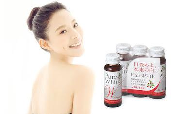 Công dụng của collagen pure white đối với làn da