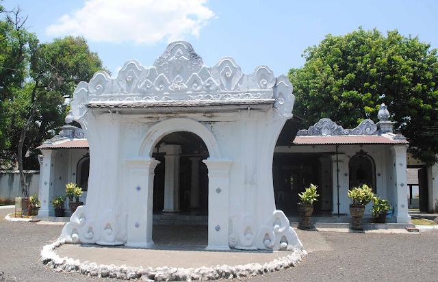 Foto Keraton Kasepuhan Cirebon