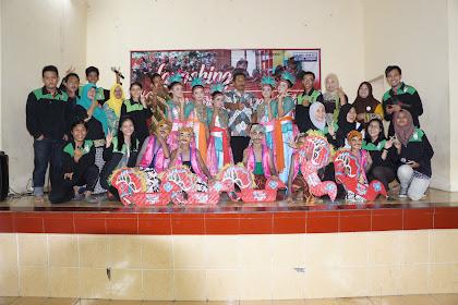 Wujud Konservasi Budaya, Mahasiswa KKN Unnes Launching Sanggar Tari