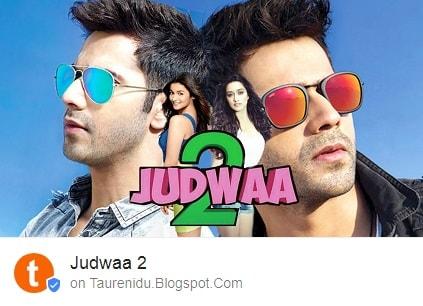 Download Judwaa 2(2017) Varun Dhawan Full Movie in HD Blu-Ray