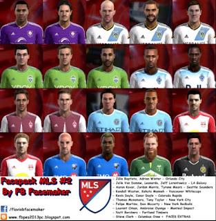 Facepack MLS 2016 Pes 2013 By FB