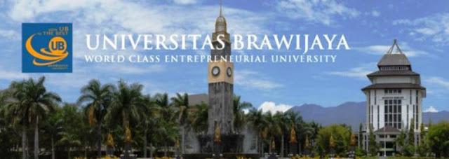 PENERIMAAN CALON MAHASISWA BARU ( UB ) 2019-2020 UNIVERSITAS BRIWIJAYA
